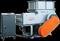 Универсальный шредер RG 600 для измельчения отходов древесины