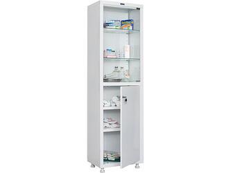 Шкаф медицинский MD 1 1650/SG металлический для медикаментов