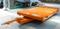 Тележка для внутризаводских перевозок, тележка для склада, гележка для терминалов, грузовая тележка для складских комплексов