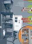 Оборудование для дозирования жидких/желеобразных/труднотекучих продуктов