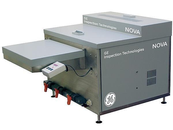 Проявочная машина NOVA, GE (General Electric Inspection Technologies, США)