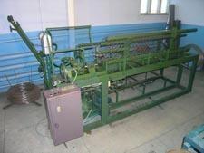 Станок для производства сетки-рабица ВСА-97