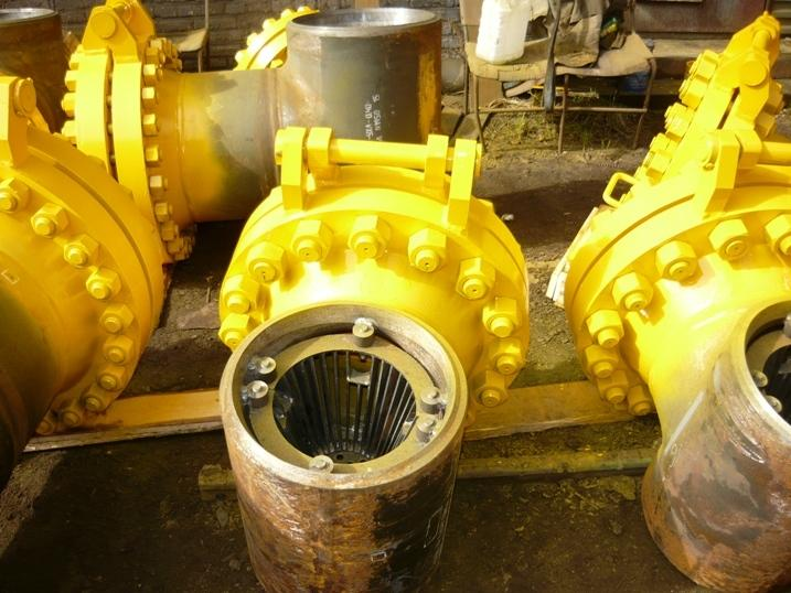Производство нестандартного трубопроводного оборудования, в т.ч. по чертеэам собственного ТБ