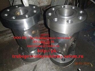 Тройник-вставка ГОСТ 22805-83  ГОСТ 22825-83 -доверяет ГАЗПРОМ