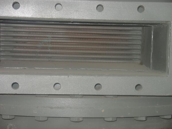 схеиа установки теплообменнико