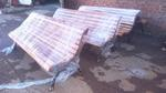 скамейки (лавки) садово-парковые из чугуна