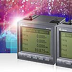 Измеритель параметров сети серии DPM производства Delta Electronics