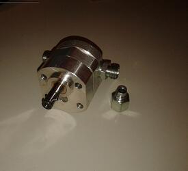 Гидравлический насос ADG 1, 6 TGL 17-747407