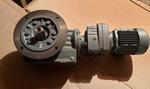 Мотор-редуктор KAF57  (SEW-EURODRIVE) аналог KAF57R37.1743.0,8DT63S4