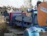 Барабанная рубильная машина Bruks и кму farmi