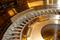Repair of the compressor of low pressure of the gas turbine Siemens