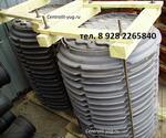 Люки чугунные канализационные легкие средние тяжелые