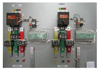 Вводно распределительное устройство ВРУ с ограничителями мощности МП ЭК 23