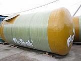 Накопительные емкости для канализаций