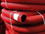 Защитные трубы для кабеля 63 мм. 90 мм. 110 мм. 160 мм. 200 мм.