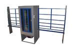 Ручной станок для пескоструйной обработки стекла
