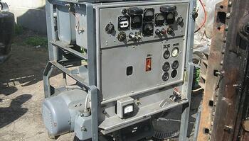 Генератор ДГС-81/4 с хранения