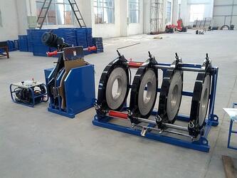 Аппарат для сварки полиэтиленовых труб встык RD 630/315
