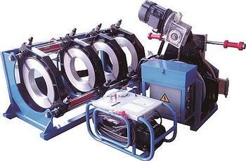 Оборудование для сварки ПНД труб RD 450/200