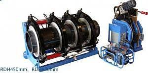 Аппарат для сварки пластиковых труб RD 500/315
