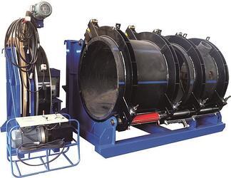 Аппарат для сварки пластиковых труб RD 800/630