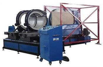 Аппарат для производства отводов RG 630/355