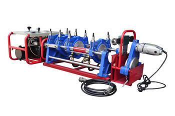 Аппарат для сварки полиэтиленовых труб гидравлический 40-160 мм