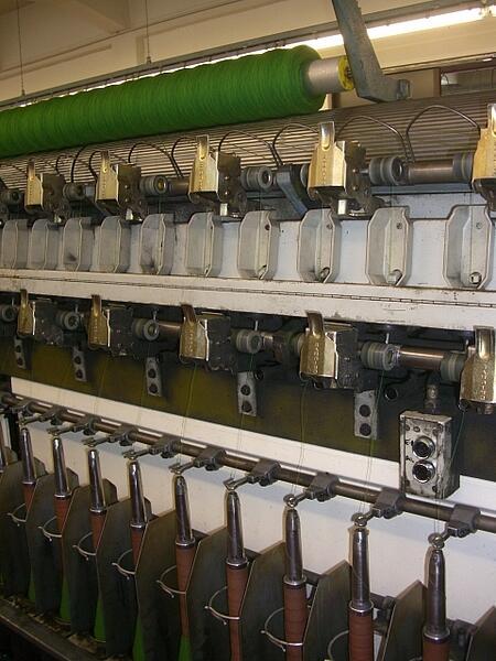 Прядильная машина Gaudino F2K/450