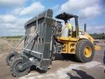 Ударная установка для разрушения цементобетонных и железобетонных оснований и покрытий Multi Hammer