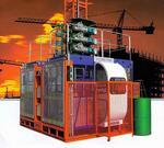 Строительный подъёмник SC200/200