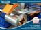 Линия автоматическая продольной резки рулонного металла толщиной 0,35 мм на штрипс Аркада-МБ
