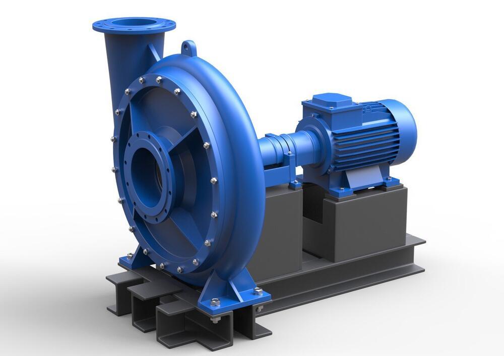 Турбокомпрессоры газовые (газодувка, турбогазодувка) ТГи воздушные (турбовоздуходувка, воздуходувка) ТВ одноступенчатые