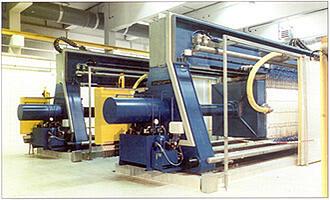 Фильтр-прессы компании DIEFENBACH, оборудование для разделения твердой и жидкой фаз .