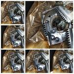 Патрон 3-х кулачковый ф.250мм.  с комплектом обратных кулачков (3шт.) 3-250.35.11.004