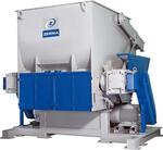 Мощные шредеры ZERMA (Зерма) ZXS для полимерных отходов или ТБО/RDF