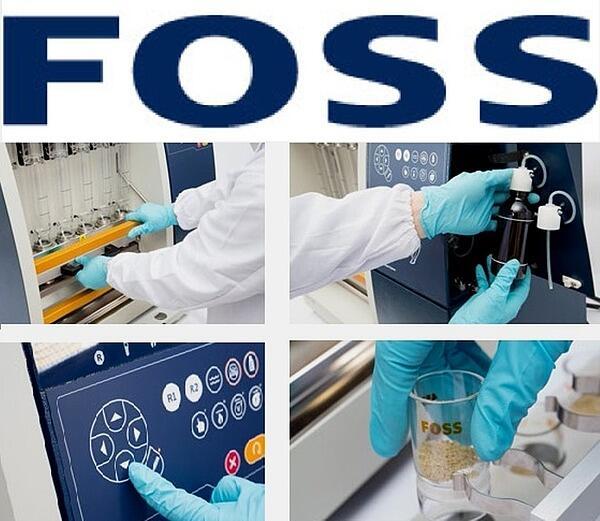 Лабораторное оборудование Foss