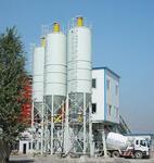 Автоматизированный бетонный завод