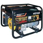 Электрогенератор бензиновый Huter DY3000L