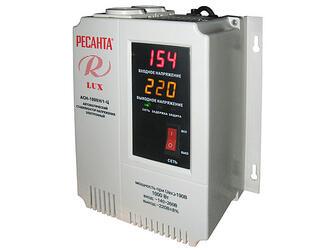 Стабилизатор напряжения АСН - 1000 Н/1-Ц Ресанта Lux