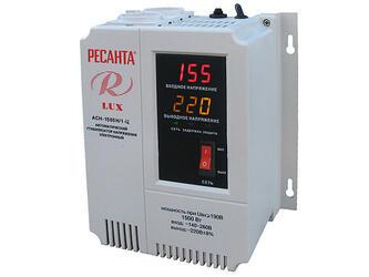 Стабилизатор напряжения АСН - 1500 Н/1-Ц Ресанта Lux