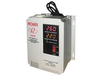 Стабилизатор напряжения АСН - 2000 Н/1-Ц Ресанта Lux