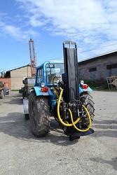 Малогабаритные буровые установки на воду с гидроприводом УБ-НТ