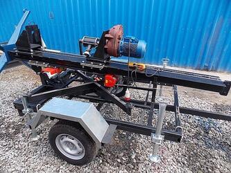 Малогабаритная буровая установка на воду с электроприводом Trans Big-4