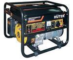 генератор бензиновый DY-3000LX HUTER 26000 руб.