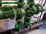 Газовая водогрейная блочно-модульная котельная ТКУ-2000
