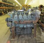 Двигатель Detroit Diesel MTU-S2000