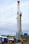 Мобильная буровая установка МБУ-125 на нефть и газ