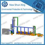 NSX-FS600 Агрегат для разволокнения текстильных отходов