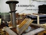 Воронка водосточная чугунная 150 мм