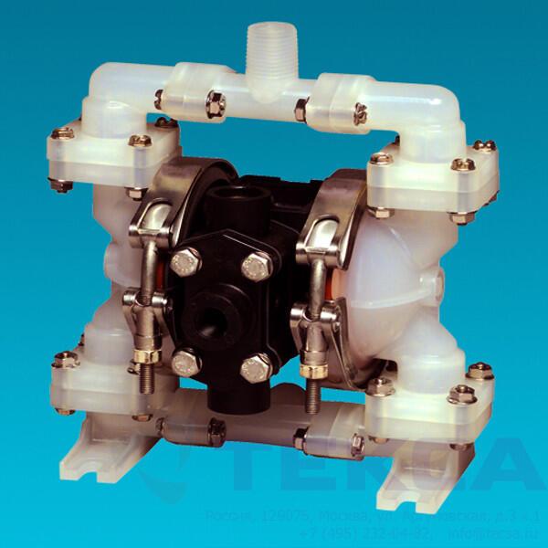 Промышленные насосы Sandpiper PB14 Non-Metallic